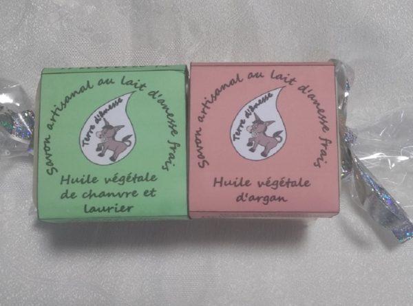 Duo'ane-huile argan-chanvre laurier-plaisir d'offrir